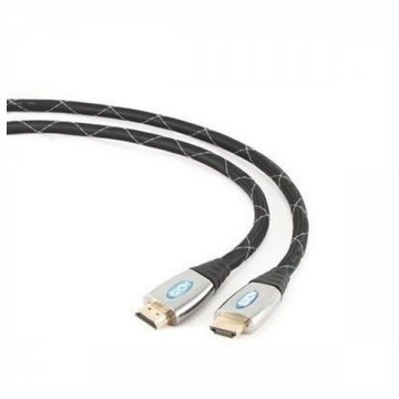 4K 3D HDMI Cable iggual IGG312223 3 m Male to Male Connector