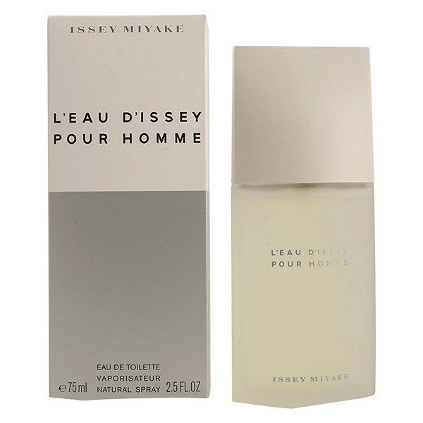 Men's Perfume L'eau D'issey Homme Issey Miyake EDT - 125 ml