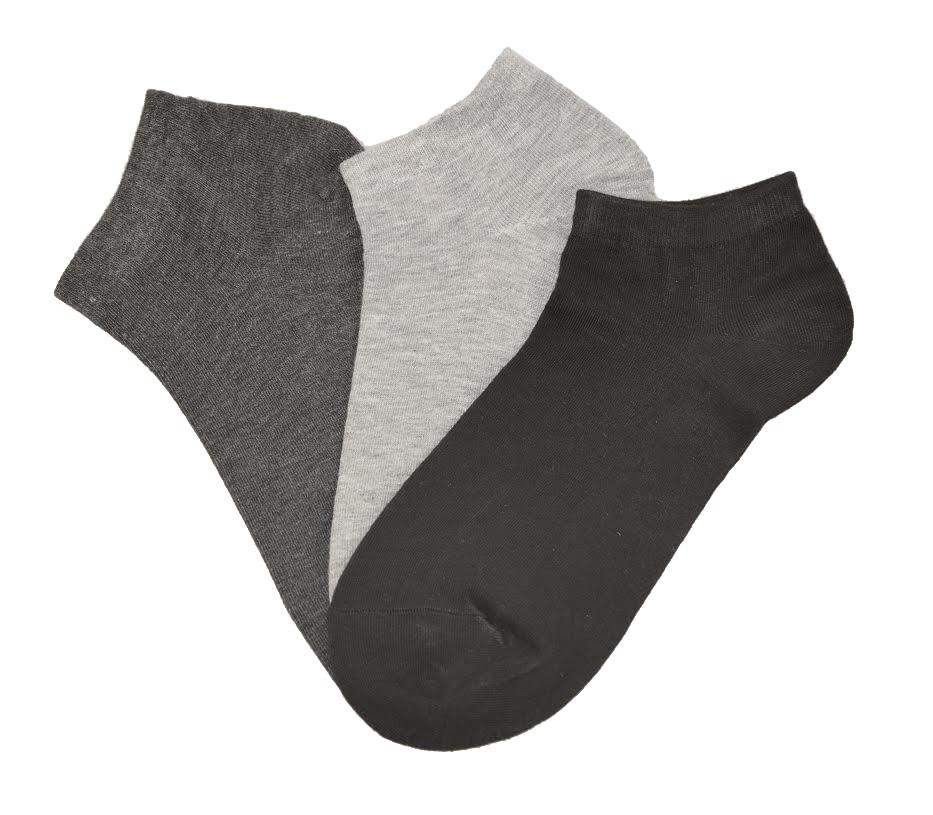 Členkové ponožky s bambusovým vláknom - 15 párov len za 9.99 € (Pôvodná  cena 17.49 €) 0a7dbc4319