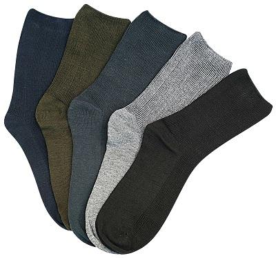 Pánské a dámské zdravotní ponožky s bambusovým vláknem - 10 párů již za  239 6ffa334e62