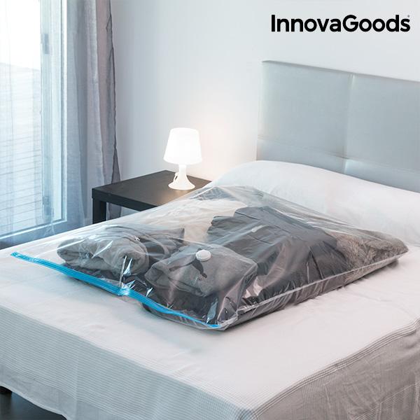 Vakuový Pytel na Oblečení InnovaGoods (100 x 130 cm)