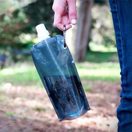 Sbalitelná Plastová láhev