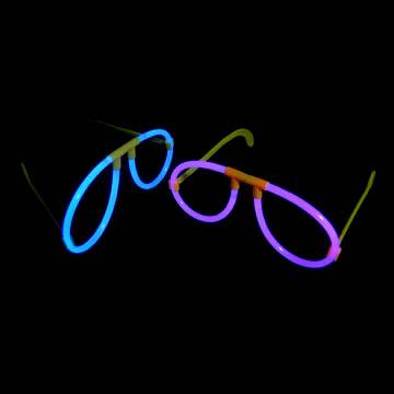 Świecące Okulary