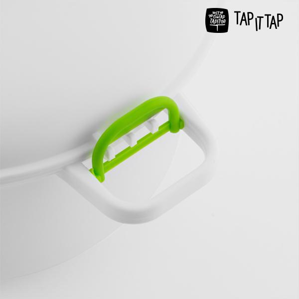 Tlakový Hrnec do Mikrovlnné Trouby Tap It Tap