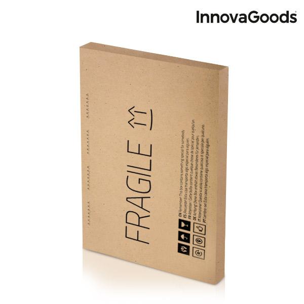Elektryczna Suszarka na Ręczniki Ścienna InnovaGoods 65W Białoszara (5 drążków)