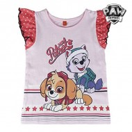 Koszulka z krótkim rękawem dla dzieci The Paw Patrol 402 (rozmiar 2 lat)