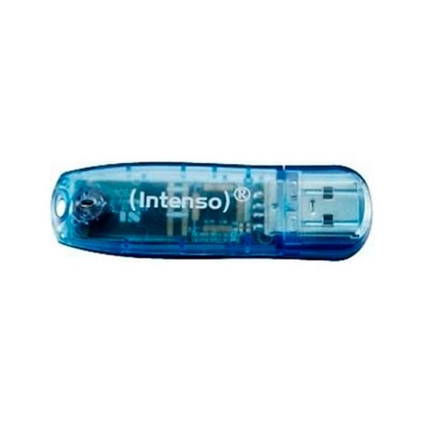 Pamięć USB INTENSO 3502450 4 GB Niebieski