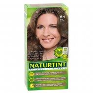 Barva na vlasy bez amoniaku Nº 6N Naturtint - Tmavá blond
