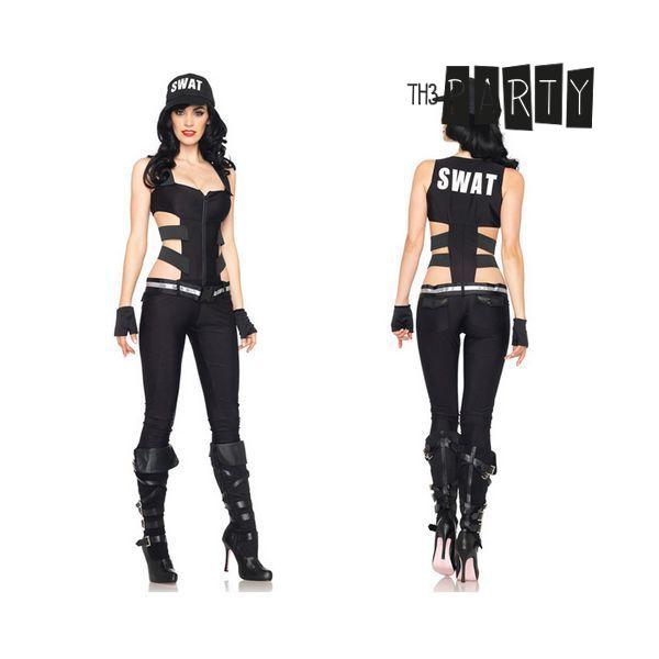Kostým pro dospělé Th3 Party Sexy swat policajt - L