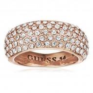 Dámský prsten Guess UBR51433-54 (17,19 mm)