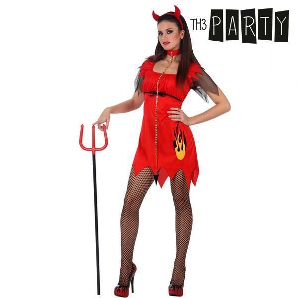 Kostým pro dospělé Th3 Party Sexy ďáblice - M/L