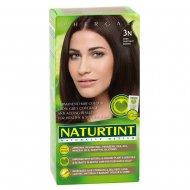 Barva na vlasy bez amoniaku Nº 3N Naturtint - Tmavá kaštanová hnědá (5 ks)