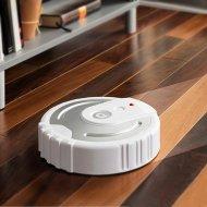 Robotický úklidový Mop InnovaGoods - Bílý