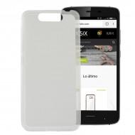 Puzdro na mobil Zte Blade V8 Flex TPU Transparentná