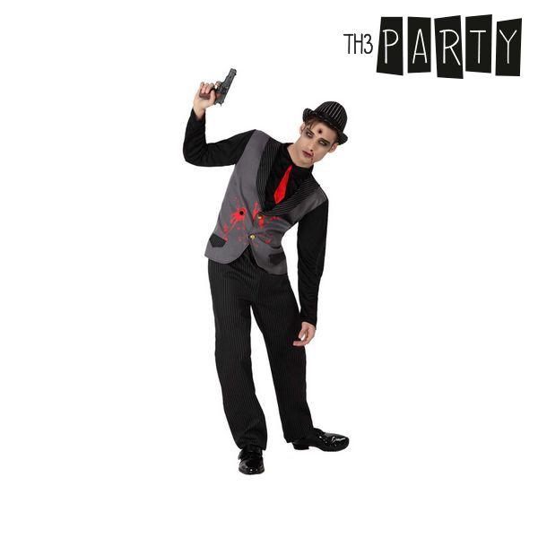 Kostium dla Dorosłych Th3 Party Mafioso zombie - M/L