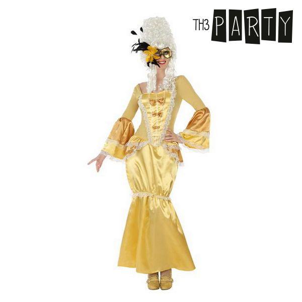 Kostým pro dospělé Th3 Party Dvorní dáma - XS/S