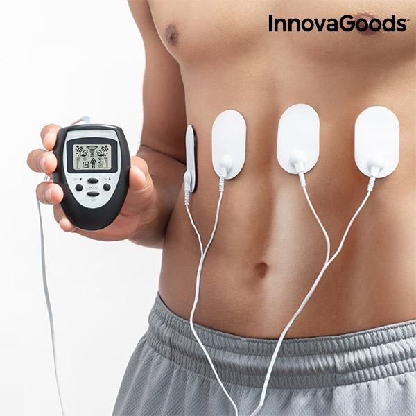 Elektrostymulator Mięśni Pulse InnovaGoods