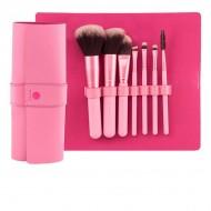 Profesionální sada kosmetických štětců Pink, Beter (8 kusů)