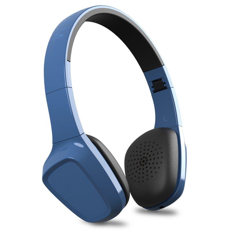 Bluetooth sluchátka s mikrofonem Energy Sistem MAUAMI0536 8 h Modrý
