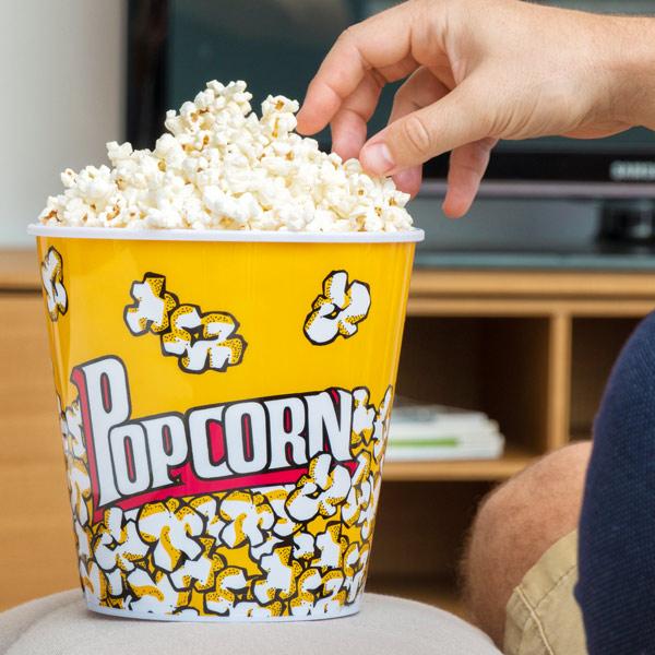 Kbelík na Popcorn Popcorn
