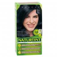 Barva na vlasy bez amoniaku Nº 2.1 Naturtint - Modrá černá