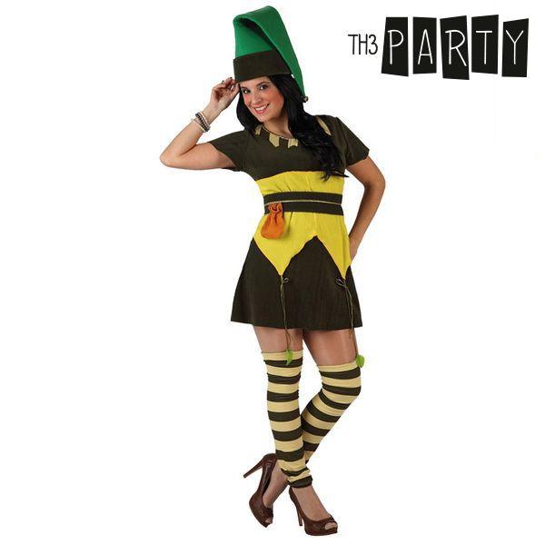 Kostým pro dospělé Th3 Party Sexy škřítek - XS/S