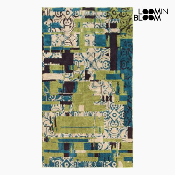 Carpet Niebieski (150 x 80 x 3 cm) - Sweet Home Kolekcja by Loom In Bloom