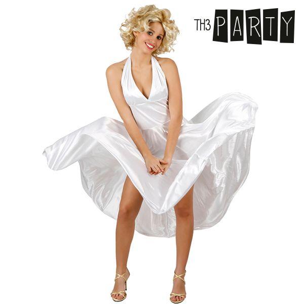 Kostým pro dospělé Th3 Party Marylin monroe - XL