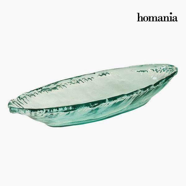 Ozdoba na stół ze szkła z recyklingu - Pure Crystal Deco Kolekcja by Homania
