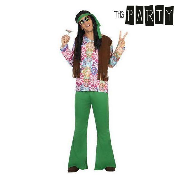Kostium dla Dorosłych Th3 Party Hippie - XXL
