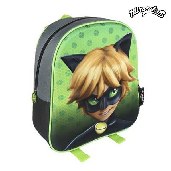 Školní batoh 3D Lady Bug 314