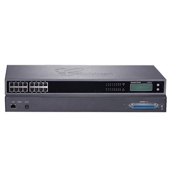 Gateway Grandstream GXW4216 16 x FXs / RJ11 1 x Telco 50-pin 1 x RJ45