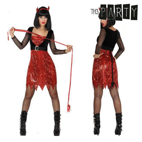 Kostium dla Dorosłych Th3 Party Demon woman - XS/S