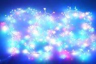 Světelný Mikro LED řetěz pro Interiér a exteriér, 310cm - Multi barevné
