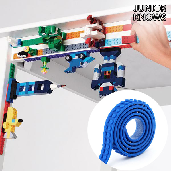 Modrá Nalepovací Páska na Lego Magic Junior Knows