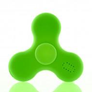 Spinner LED z Głośnikiem i Bluetooth InnovaGoods - Zielony