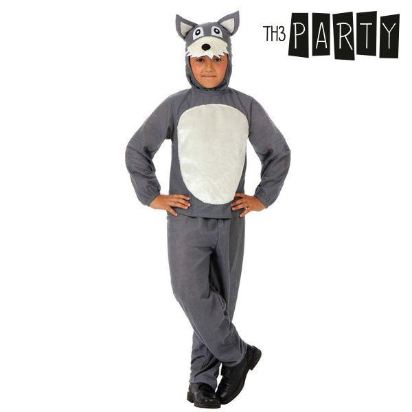 Kostým pro děti Th3 Party Divoký vlk - 5–6 roků