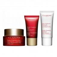 Souprava sdámskou kosmetikou Multi-intensive Clarins (3 pcs)
