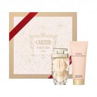 Souprava sdámským parfémem La Panthère Légère Cartier (2 pcs)