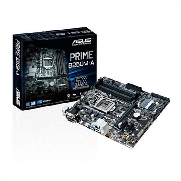 Základní Deska Asus PRIME B250M-A mATX LGA1151