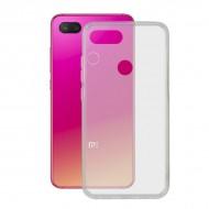 Puzdro na mobil Xiaomi Mi 8 Lite Flex TPU Transparentná