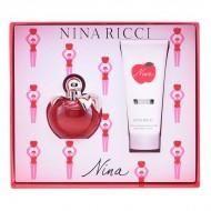 Souprava sdámským parfémem Nina Ricci (2 pcs)