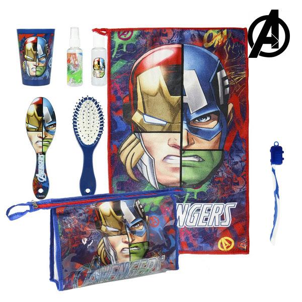 Kosmetická taštička s doplňky The Avengers 8836 (7 pcs)