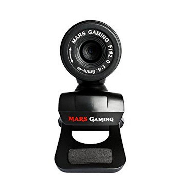 Kamera Webcam Gaming Tacens Mars MW1 HD 720p Clip Czarny