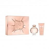 Souprava sdámským parfémem Olympéa Paco Rabanne (2 pcs)