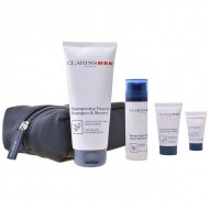 Souprava spánskou kosmetikou Hydratation Clarins (5 pcs)