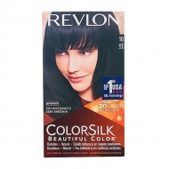 Barva bez amoniaku Colorsilk Revlon Černý