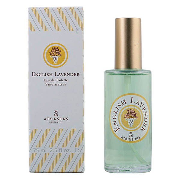 Unisex Perfume English Lavender Atkinsons EDT - 75 ml