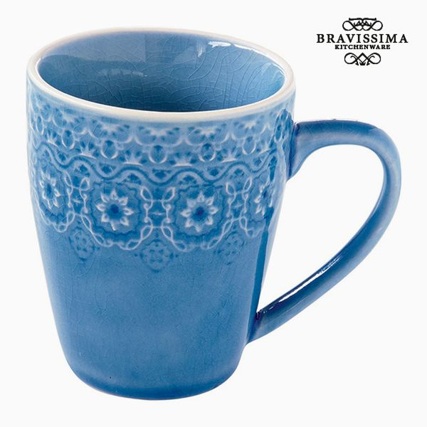 Šalica Porcelán Modrý by Bravissima Kitchen