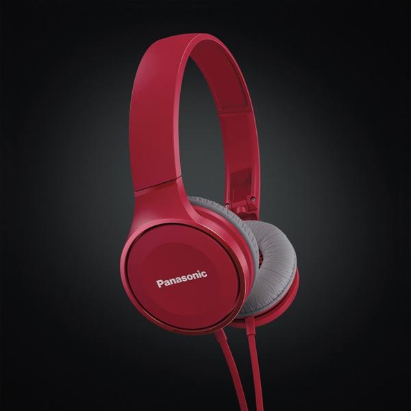Słuchawki Panasonic RP-HF100E-P Różowy